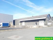 BRIVE CANA - Entrepôt / local d'activités 600 m² avec quai de déchargement